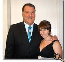 Zoë Hesp and Bryn Terfel photo